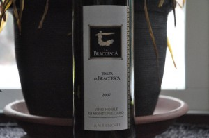 La Braccesca Vino Nobile 2007