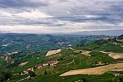 Landskap från Piemont