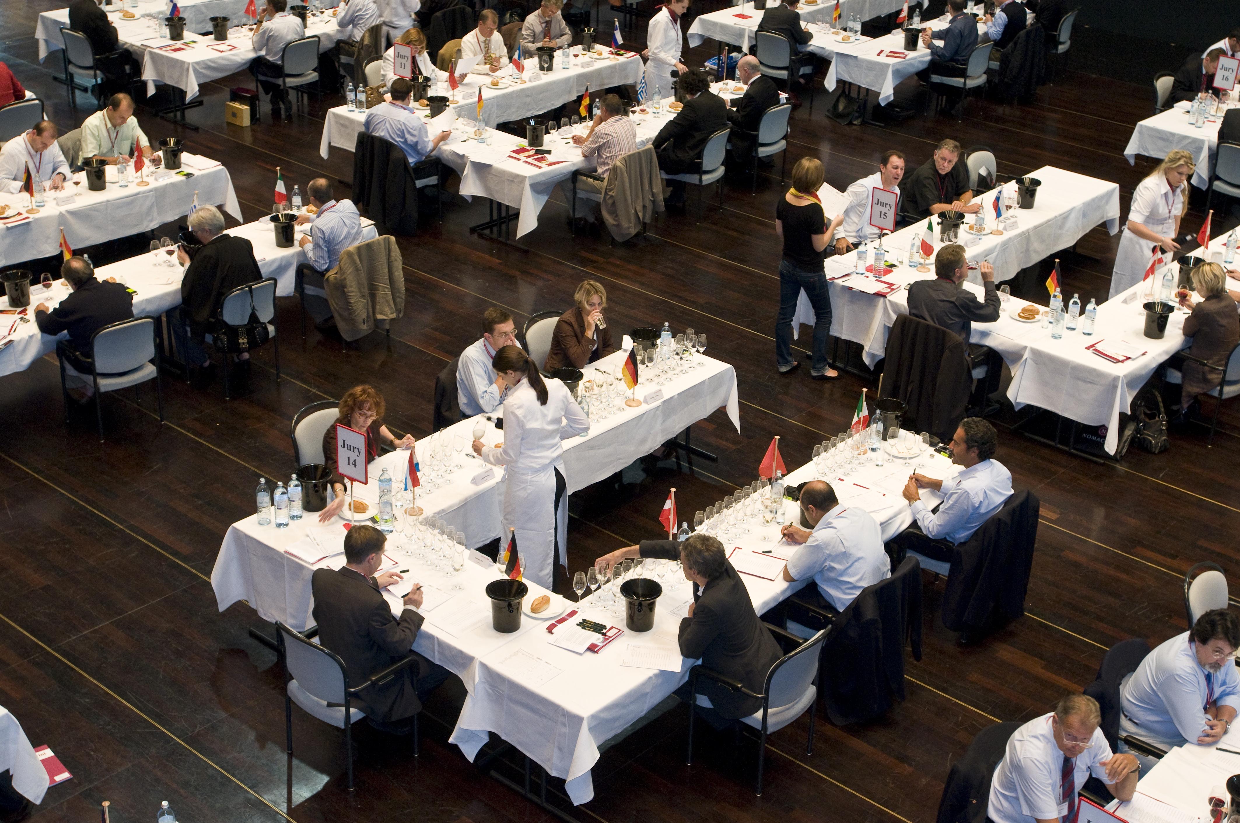 Mundus Vini  Källa bild: Mundus Vini,  Ralf Ziegler