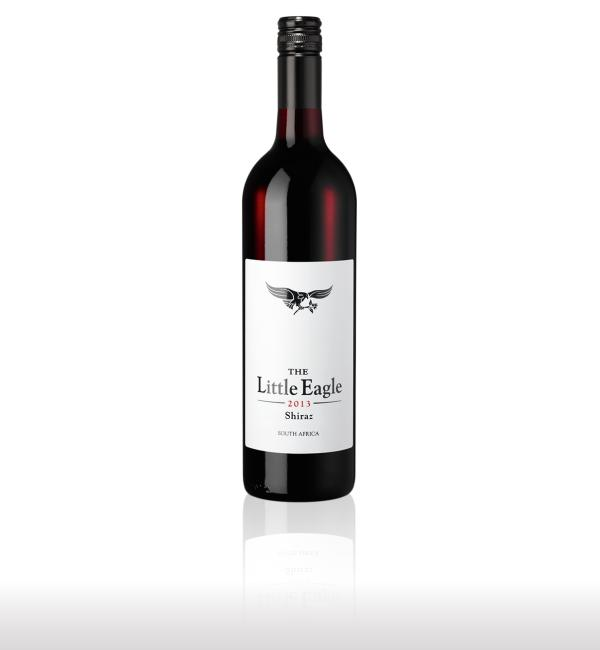 Little Eagle Red Shiraz is Red Wine of the Year 2014