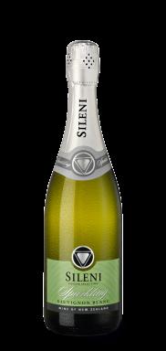 Sileni Sparkling Sauvignon Blanc, med den smarta korken som gör att du kan försluta vinet och spara till senare.