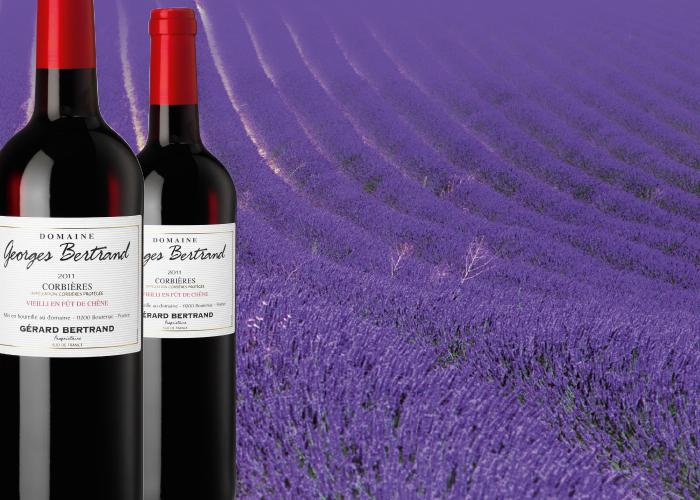 Månadens vin hos The Wine Company är ett vin från Corbières - Domaine Georges Bertrand 2011