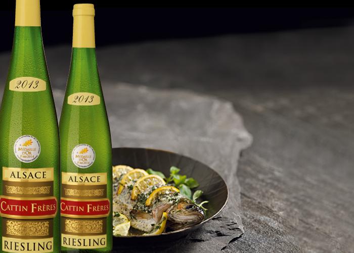 Cattin Frères är månadens vin hos The Wine Company
