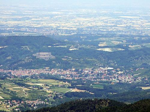Landscape Gavi di Gavi