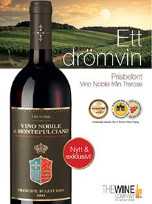 Trerose Vineyard Vino die Nobile Montepulciano