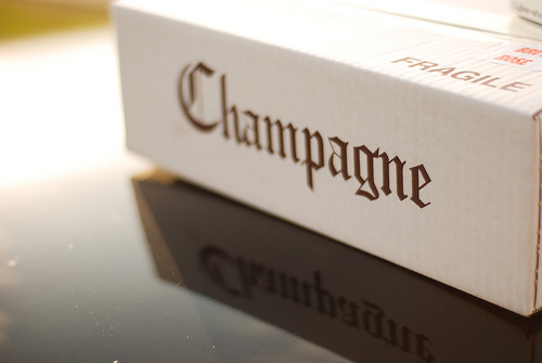 Champagne - the story about Pommery Brut