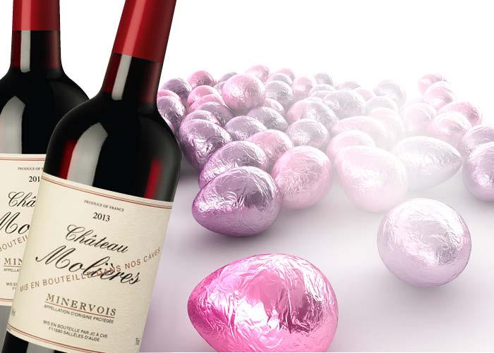 Château Molières - Månadens vin i april