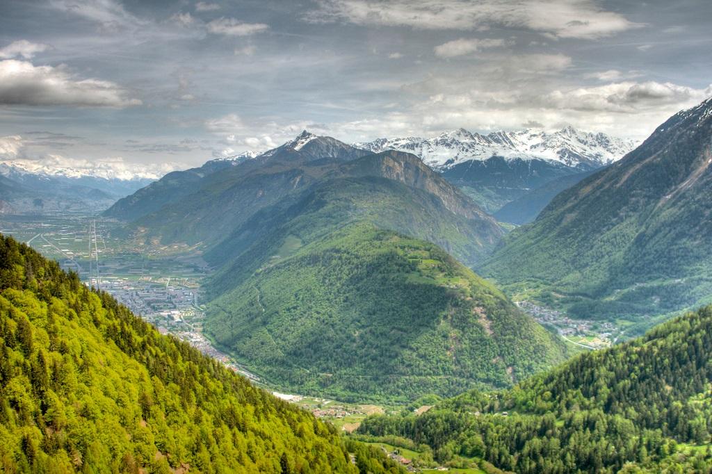 Rhônedalen – hem för klassiska syrahviner.