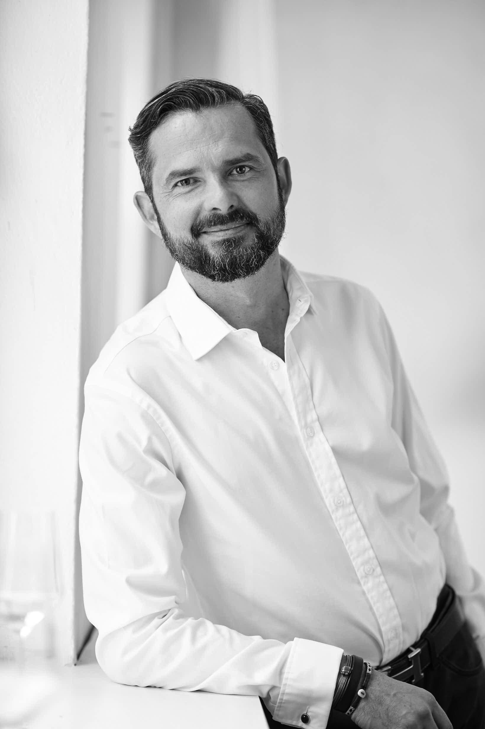 Nikolas von Haugwitz, Verkställande direktörer, The Wine Company
