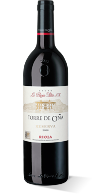E Torre de Ona Reserva Rioja  liten 08