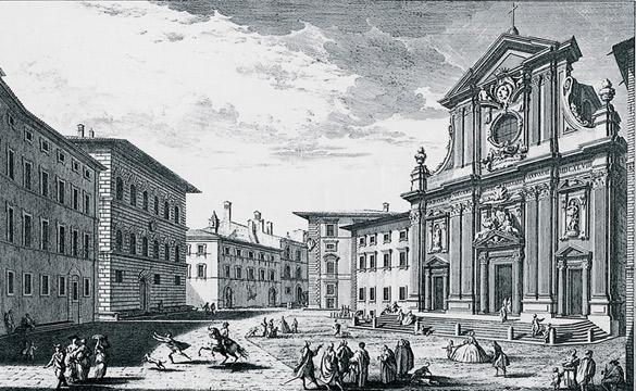 Antinori Palazzo Stich