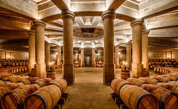 Lafite cellar 585