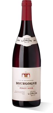 F Jean Loron Bourgogne Pinot Noir 15
