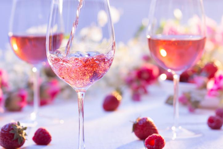 hur tillverkas rosevin