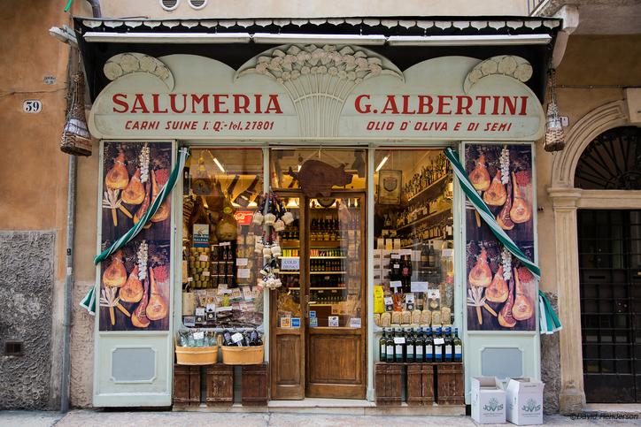 Verona - Delikatessbutik