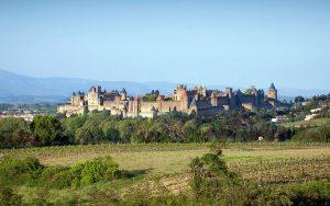 Carcassonne är känt för sin Cassoulet.
