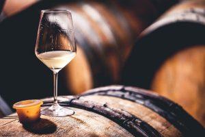 hållbarhet vitt vin oöppnad