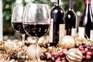 Rött vin till jul